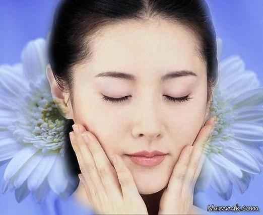 لیف کشیدن و نرم شدن صورت