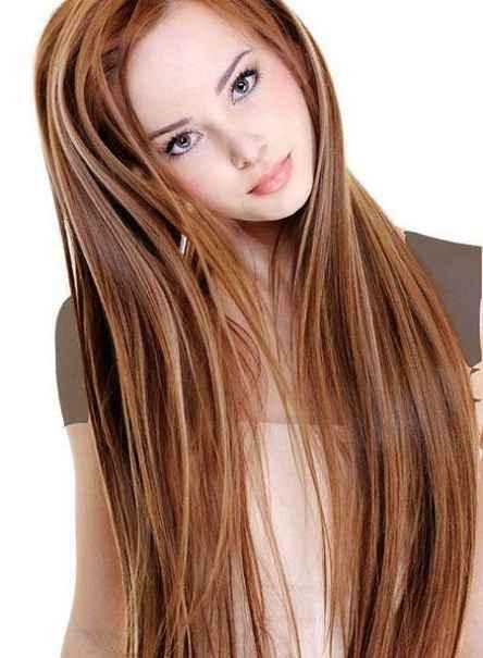 روش صحیح رنگ کردن مو