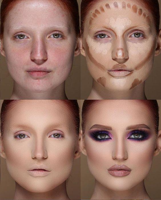 گریم صورت
