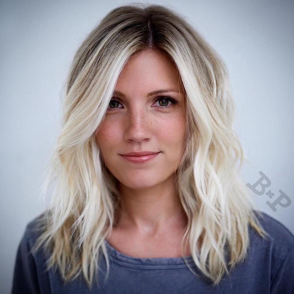 مدل مو برای انواع صورت بیضی
