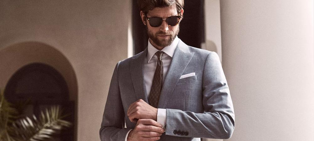 مردان خوش لباس و جذاب