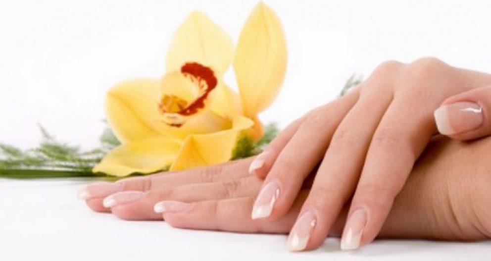 سفید کردن پوست دست با محلول خانگی