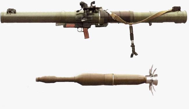 ار پ جی ۲۹ سلاح روسی که ترس بر تن تروریست ها انداخته هست