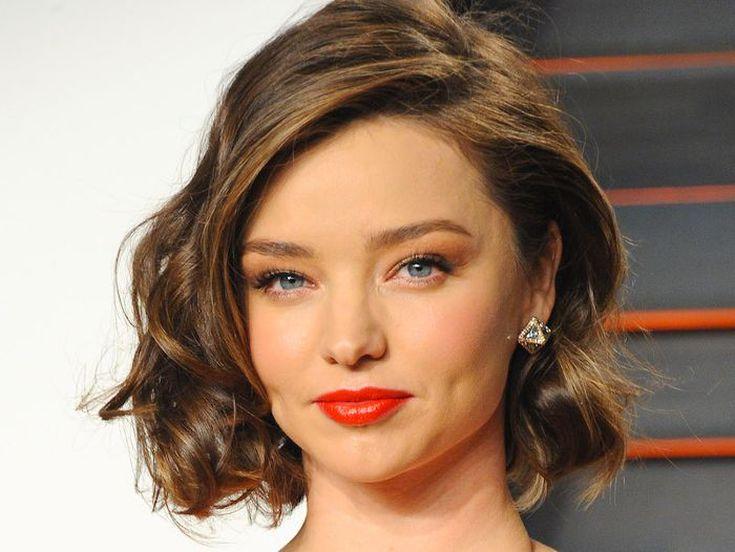 مدل مو برای انواع صورت گرد