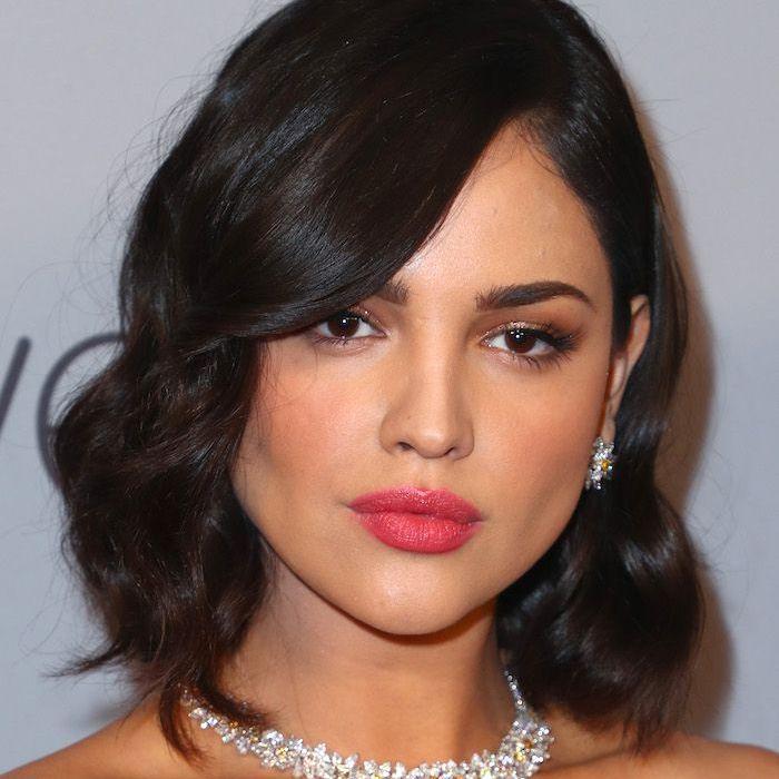 مدل مو برای انواع صورت لوزی