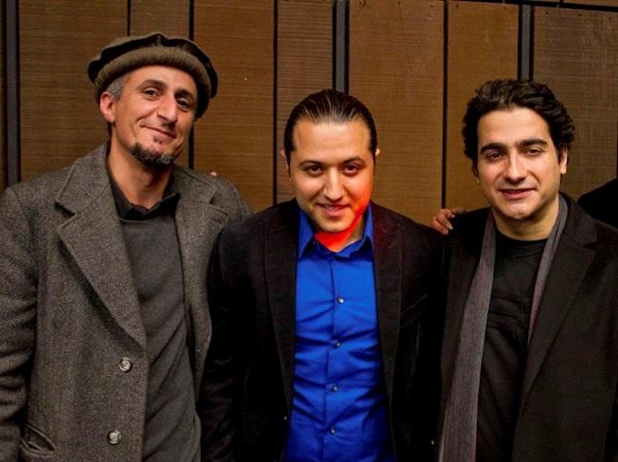 بیوگرافی حامد نیک پی