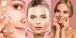 استفاده از لایه بردار پوست صورت