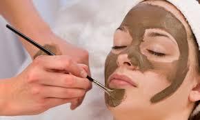 سفت کردن صورت با ماسک