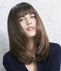 مدل مو برای انواع صورت کشیده