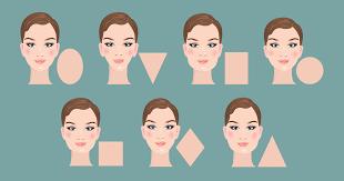 عکس آشنایی با مدل مو برای انواع صورت