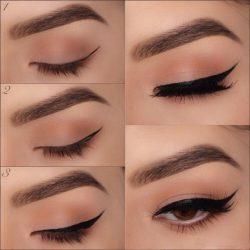 ارایش چشم به صورت مرحله ایی + آموزش آموزش ارایش کردن چشم در پروتال آرایش فرانیاز