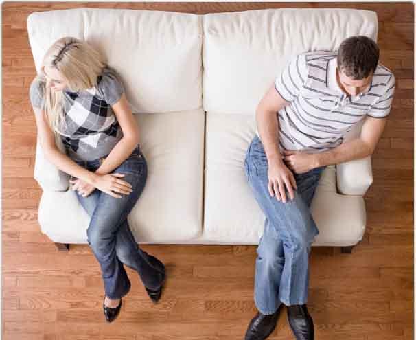 اشتباهات زوج های جوان در ابتدای زندگی