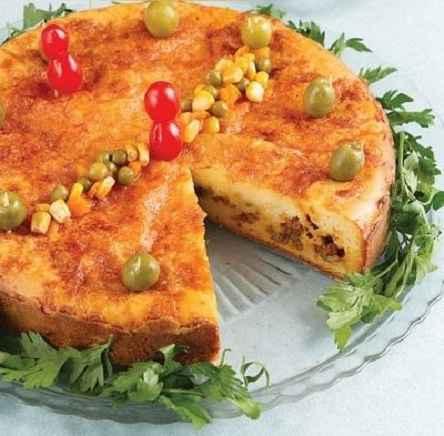 کیک سیب زمینی با سه دستور پخت در فرانیاز