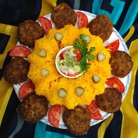 کتلت شیرازی و طرز تهیه ان در پورتال جامع فرانیاز فراترازنیاز هر ایرانی