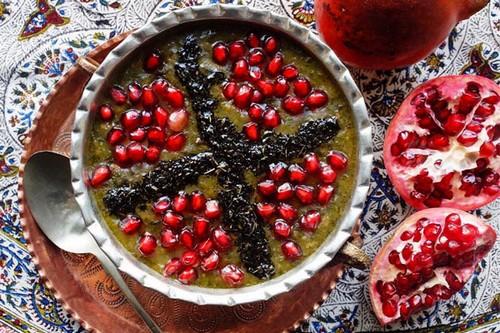 آش انار و طرز تهیه ان / روش تهیه آش انار و طرز تهیه ان پورتال جامع فرانیاز فراترازنیاز هر ایرانی