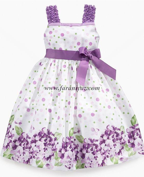 زیباترین لباس پاییزی دخترانه 3 تا 6 سال