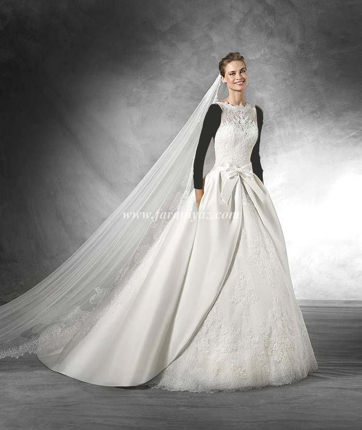 ژورنال 2016 از جدیدترین مدلهای لباس عروس