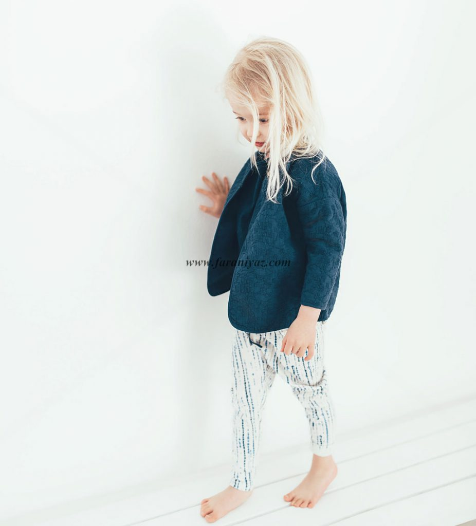 جدید ترین مدل کاپشن دختر بچه 2016