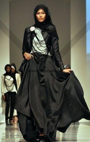 شیک ترین مدل مانتو عربی زنانه و دخترانه