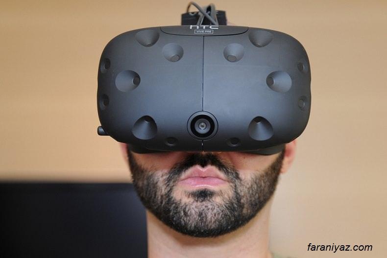 نگاهی بر هدست HTC Vive