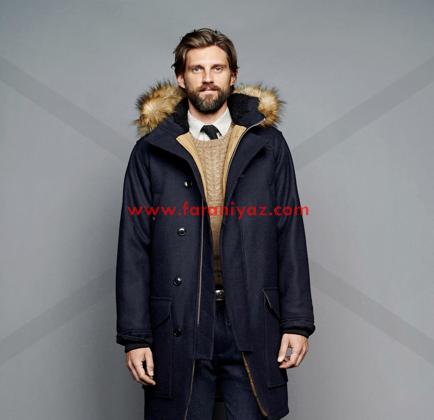 شیکترین و زیباترین لباس زمستانی مردانه مد سال 95