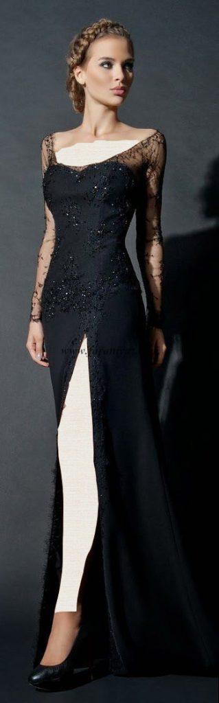 ژورنال شیک ترین مدلهای لباس مجلسی زنانه 2016
