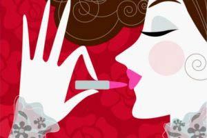 عکس لوازم ارایشی برای پوست حساس