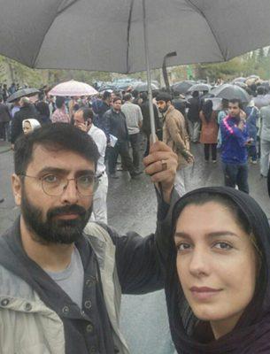 بیوگرافی الیکا عبدالرزاقی بازگر طنز خانم همسر امید زندگانی