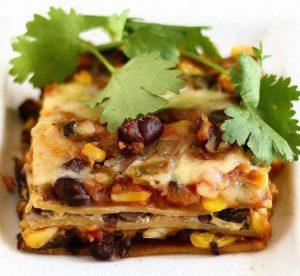 طرز تهیه لازانیای مکزیکی