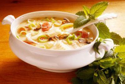 عکس سوپ چربی سوز رژیمی