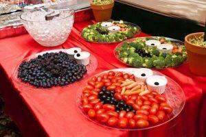 ۱۰ تزیین زیبا برای غذای جشن تولد بچه ها در پورتال جامع فرانیاز فراتر از نیاز