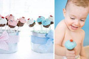 ۱۰ تزیین زیبا برای غذای جشن تولد بچه ها