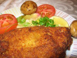 تهیه کتلت مرغ و طرز تهیه ان در پورتال امع فرانیاز فراترازنیاز هر ایرانی