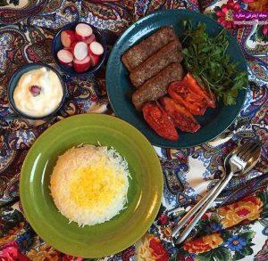 کتلت گوشت و طرز تهیه ان در پورتال جامع فرانیاز فراترازنیاز هر ایرانی