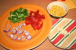 پیتزا سبزیجات در سبک ناتورالیسم در پورتال جامع فرانیاز فراتر از نیاز هر ایرانی.