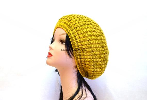 عکس شیک ترین کلاه های بافتنی دخترانه ۲۰۱۶