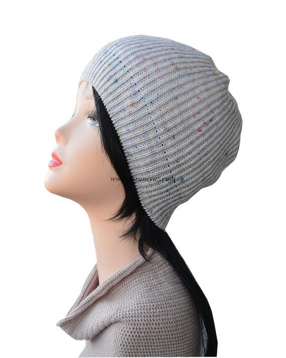 شیک ترین کلاه های بافتنی دخترانه 2016
