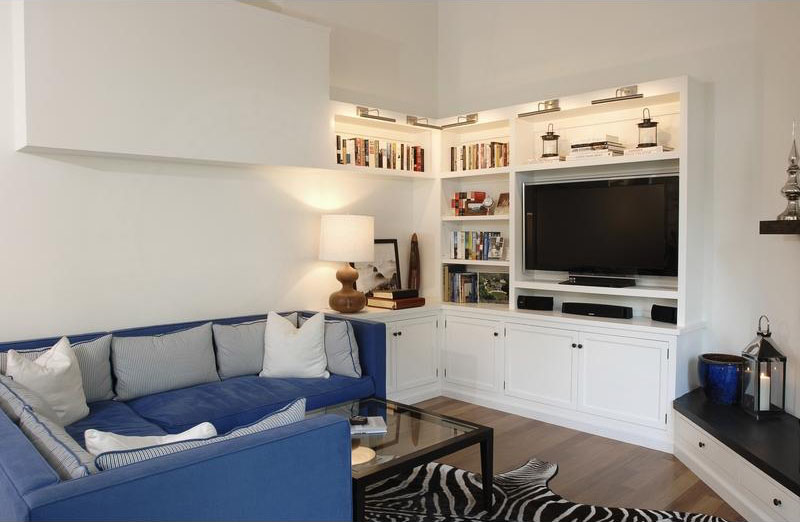 عکس طرح هایی از زیباترین دکوراسیون اتاق پذیرایی منزل