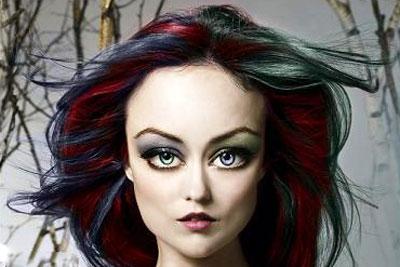 عکس شناخت شخصیت با رنگ و حالت موها