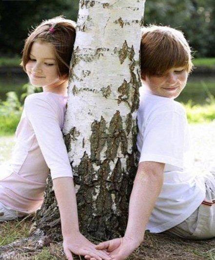 عکس عشق در ۱۰ سالگی