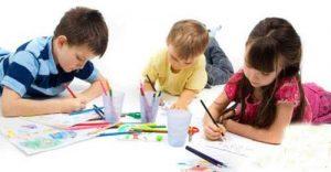 نقاشی کودکان وشخصیت انها در پورتال جامع فرانیاز