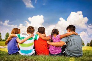 دوستی در دوران کودکی