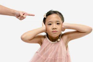 ۱۰ جمله منفی به کودکان