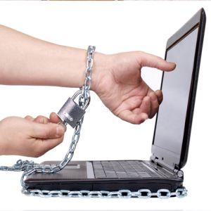 اعتیاد بچه ها به اینترنت در پورتال جامع فرانیاز