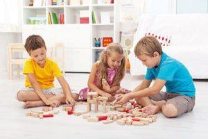 کودکان و هم بازی هایشان در پورتال جامع فرانیاز