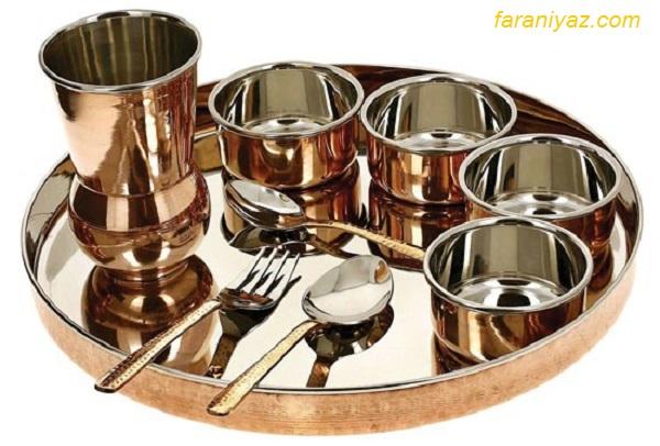 هفت روش جادویی برای تمیز کردن ظروف مسی