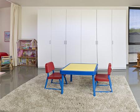 مناسب ترین کفپوش های امن برای اتاق کودکان