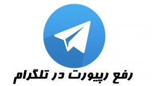 عدم نمایش شماره تلفن در تلگرام در پورتال جامع فرانیاز