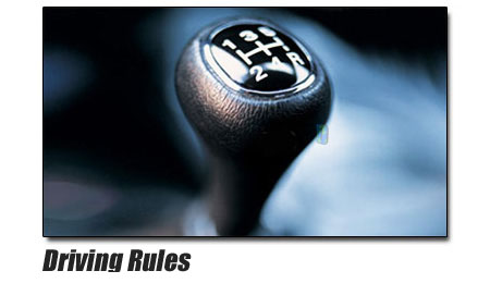 نرم افزار آموزش و تست قوانین رانندگی در موبایل