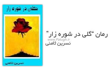 عکس دانلود کتاب گلی در شوره زار - نسرین ثامنی